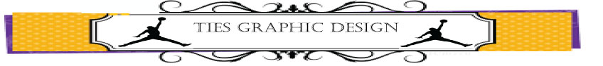 Tie graphic design