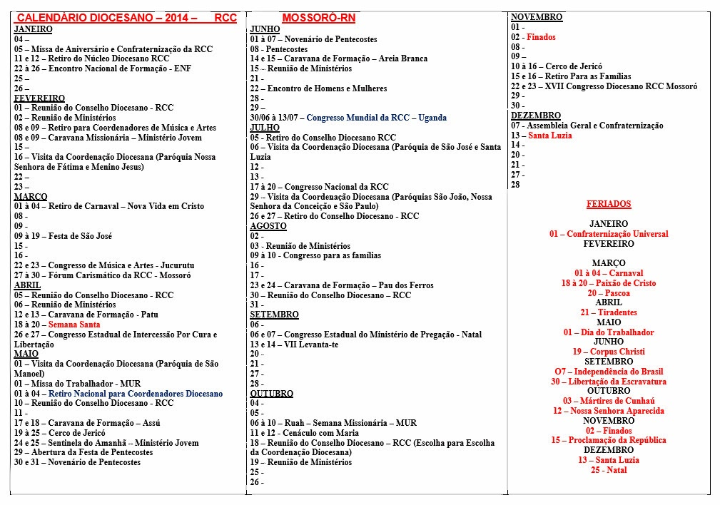 calendario de lecturas liturgico 2016 ciudad redonda org