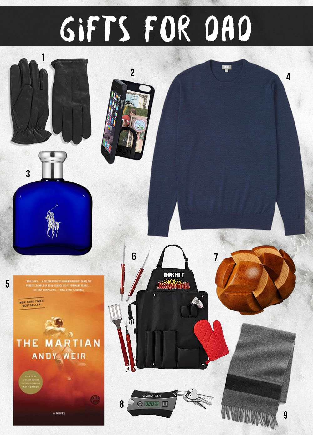 Father Christmas | Christmas Gift Guides - Lovely Complex