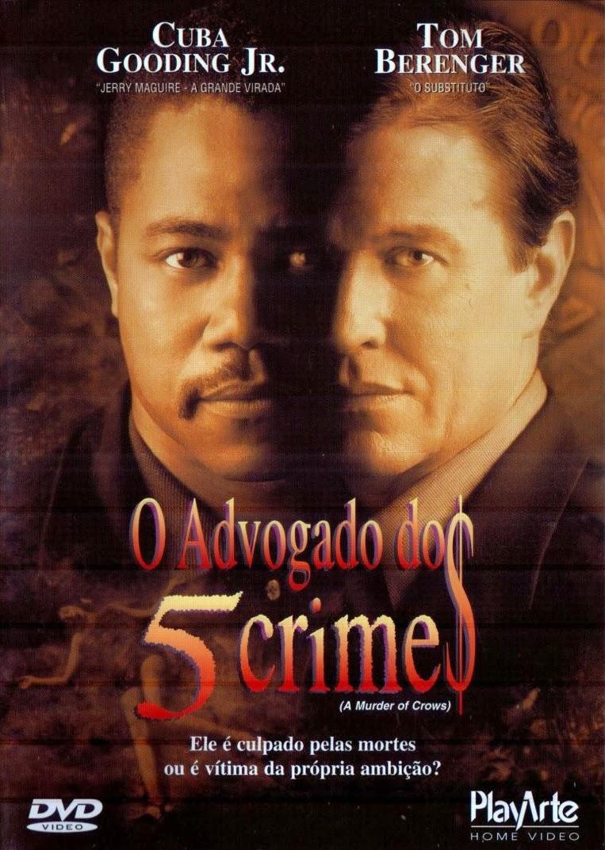 O Advogado dos 5 Crimes – Dublado
