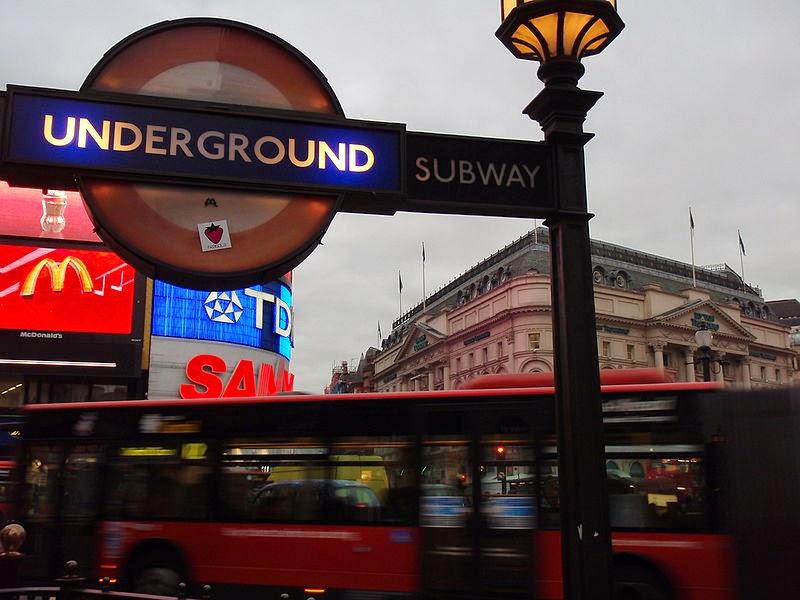 El metro de Londres es el más antiguo del mundo