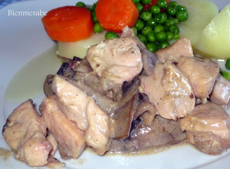 pollo con nata3