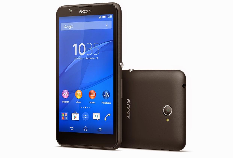 Daftar Hp Terbaru Sony Xperia, Hp Android Terbaru Sony, HP Android Layar Lebar