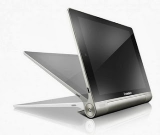 Lenovo Announce Yoga tablet,  claimed to last up to 18 hours