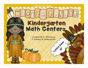 http://www.teacherspayteachers.com/Product/Thanksgiving-Kindergarten-Math-Centers-Common-Core-Aligned-1520232