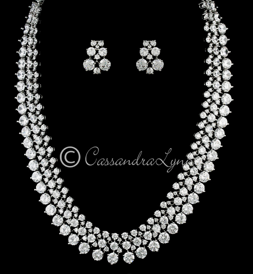 http://cassandralynne.com/collections/wedding-necklace-sets/products/stunning-cubic-zirconia-bridal-jewelry-set