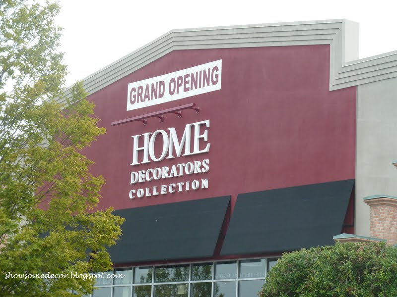 I Went Shopping On Saturday And Took My Camera Along This Very Exciting Outing You Know How Looooove The Home Decorators Collection Catalog