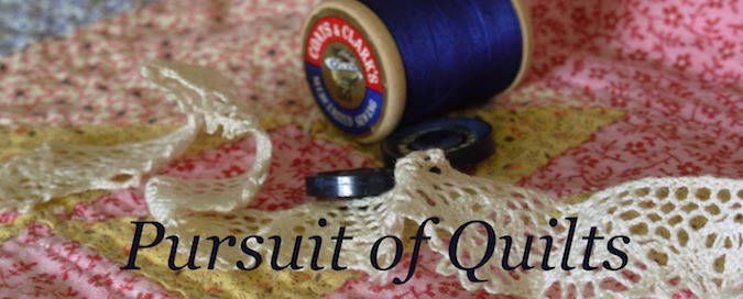 Pursuit of Quilts
