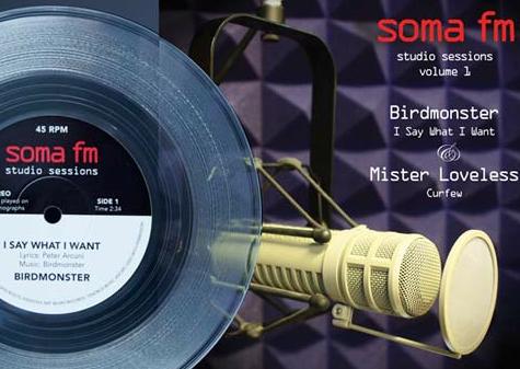 SomaFM Vinyl!