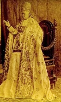 Pope St. Pius X