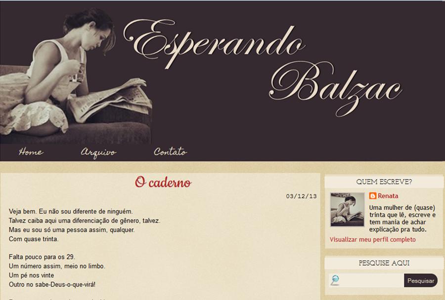 http://www.esperandobalzac.com/