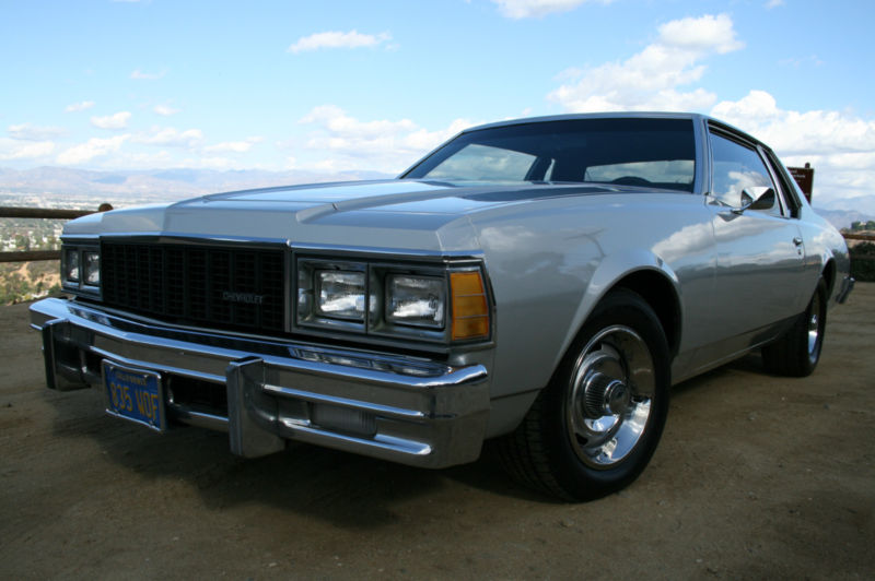 5k: 1979 Chevy Caprice; Minty Clean