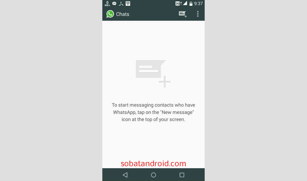 Cara Voice Call WhatsApp Aktif Tanpa Invitation & Undangan