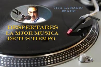 Cabina 92.5 Viva la Radio