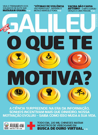 Download Revista Galileu O Que Te Motiva?