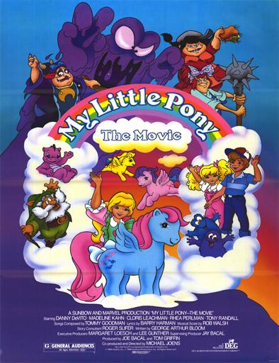 Mi Pequeño Pony: La película