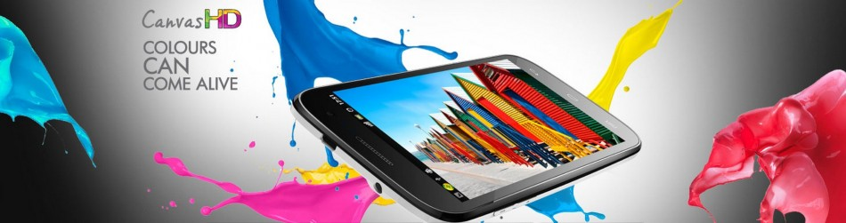 Concept Design of Micromax A120 Canvas HD Pro