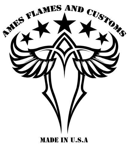 Visit: www.AmesFlamesandCustoms.com for more artwork!
