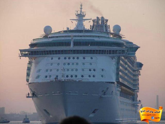أكبر سفينة فى العالم في كوريا