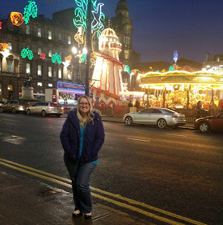 George Square Glasgow Christmas 2013