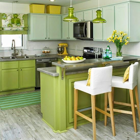 16 cocinas de sue o mi casa inventada - Practicas de cocina ...