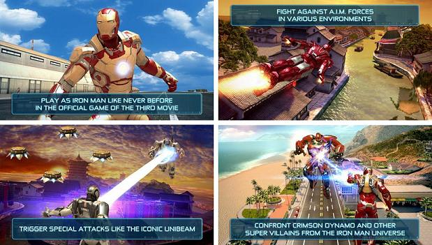 download iron man 3 game free for android