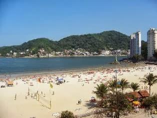 São Vicente beach