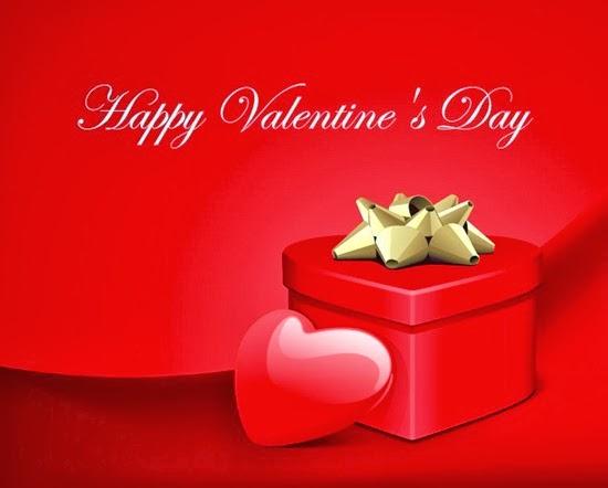 ucapan valentine day 2014