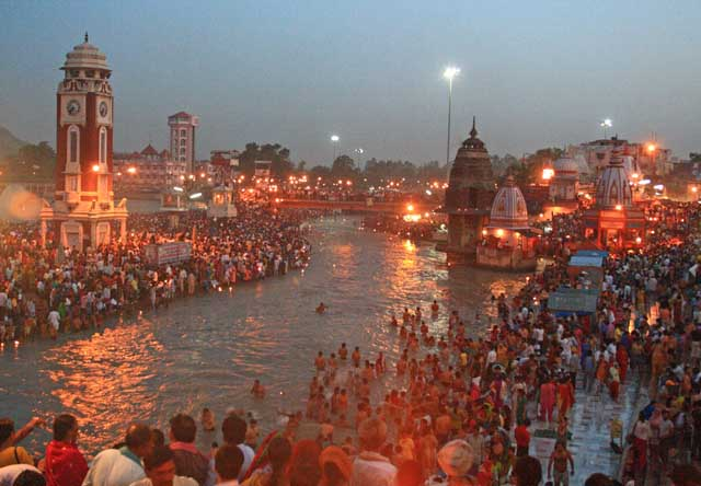 Haridwar India  City new picture : The Holy City of Haridwar ~ Holiday India