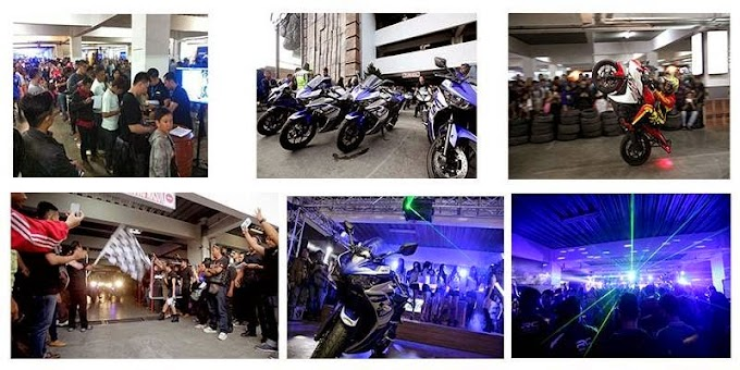 70 YZF R25 Terjual di World's Premiere YZF R25 Revs Party