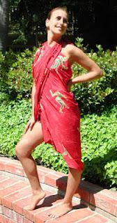tie a sarong