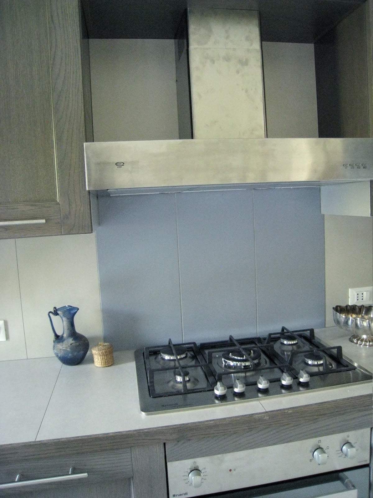 - Cappa cucina acciaio ...