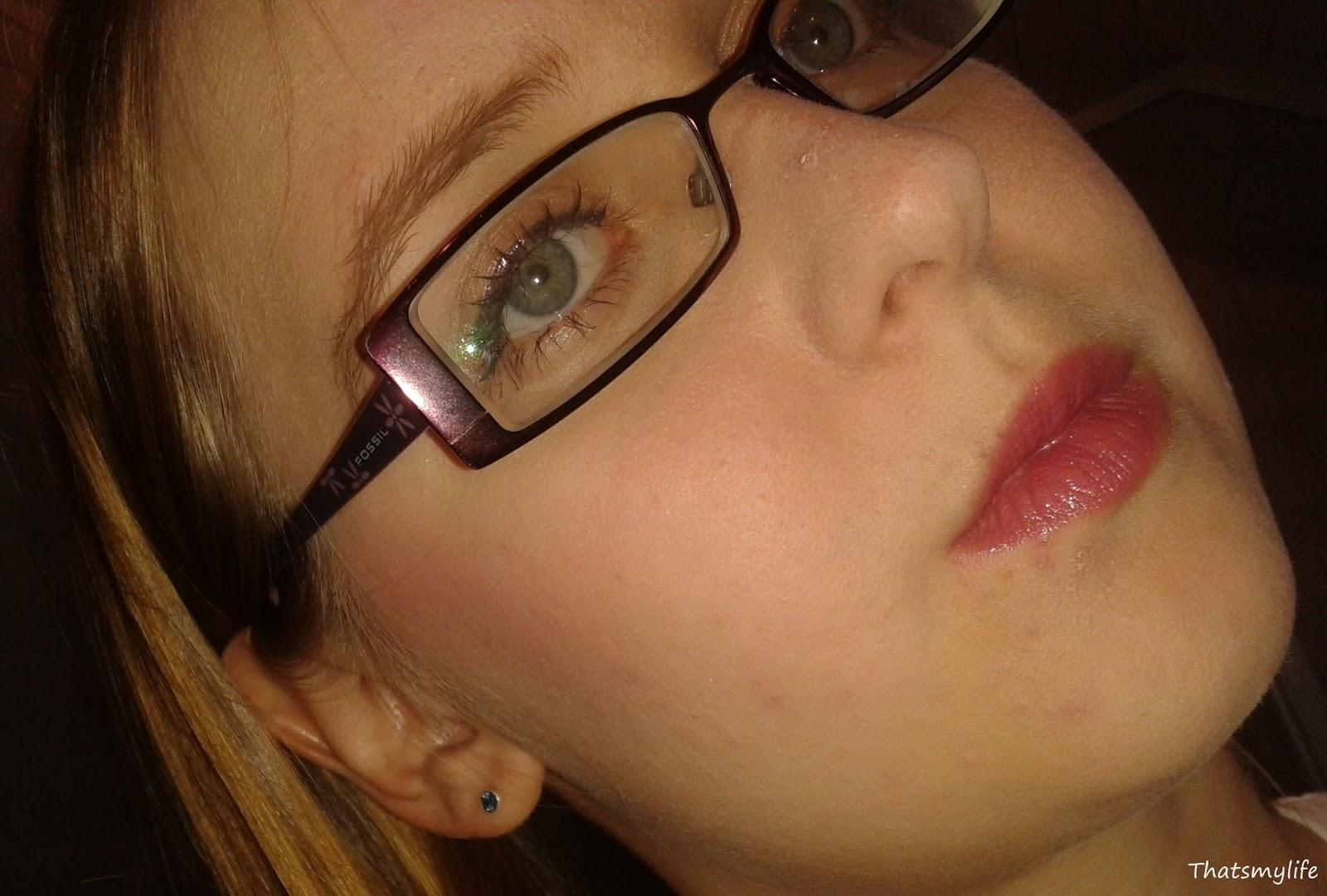 mac roter lippenstift
