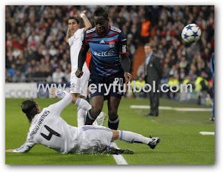 Resultado Partido Real Madrid Vs Lyon