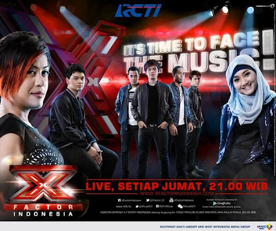 Video-Video  X Factor Indonesia Gala Show 11 3 Mei 2013