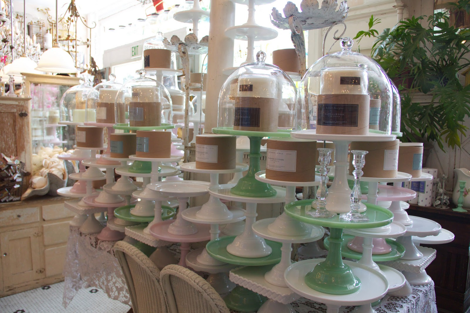 Honey Bee Sweeterie Cake Stand Wonderland Bountiful