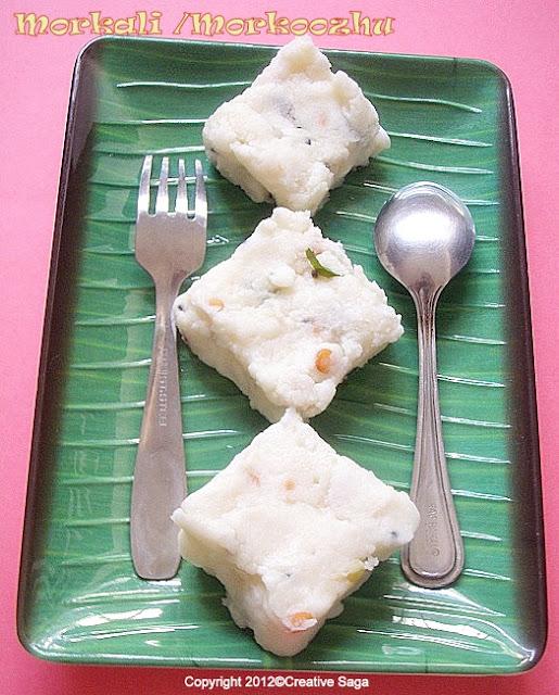 morkali/morkoozhu recipe