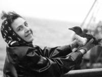 Breve Biografía de Anita Conti. Mujeres que hacen la historia. Biografia de Anita Conti. Biografia de mujeres de la historia