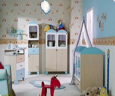 Décoration chambre bébé pas cher