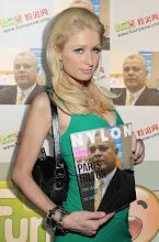 Nueva promoción de Paris Hilton