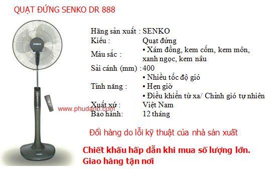 quat dung senko dr888