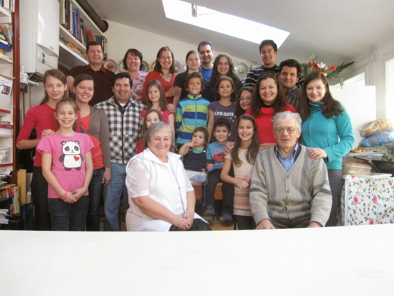 A Veress család hiánytalanul még