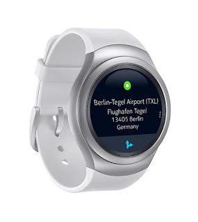 HERE for Gear app released for Tizen-based SAMSUNG Gear S2 smartwatches