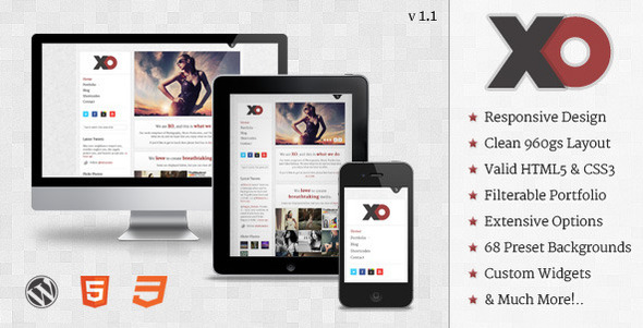 XO WordPress Theme Download