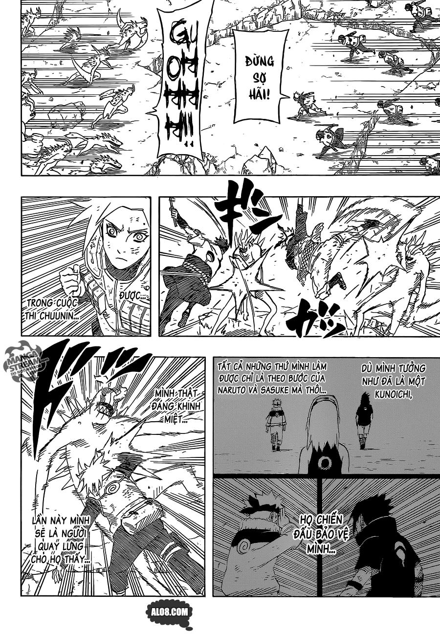 Naruto chap 632 Trang 12