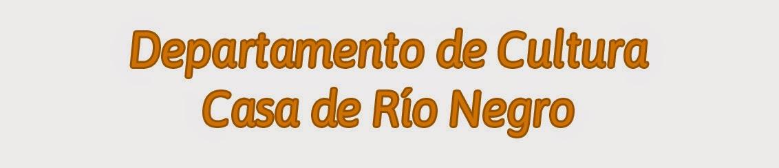 Cartelera y Exposiciones en Río Negro
