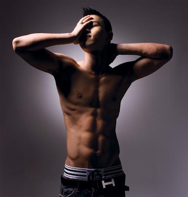 Taeyang abs