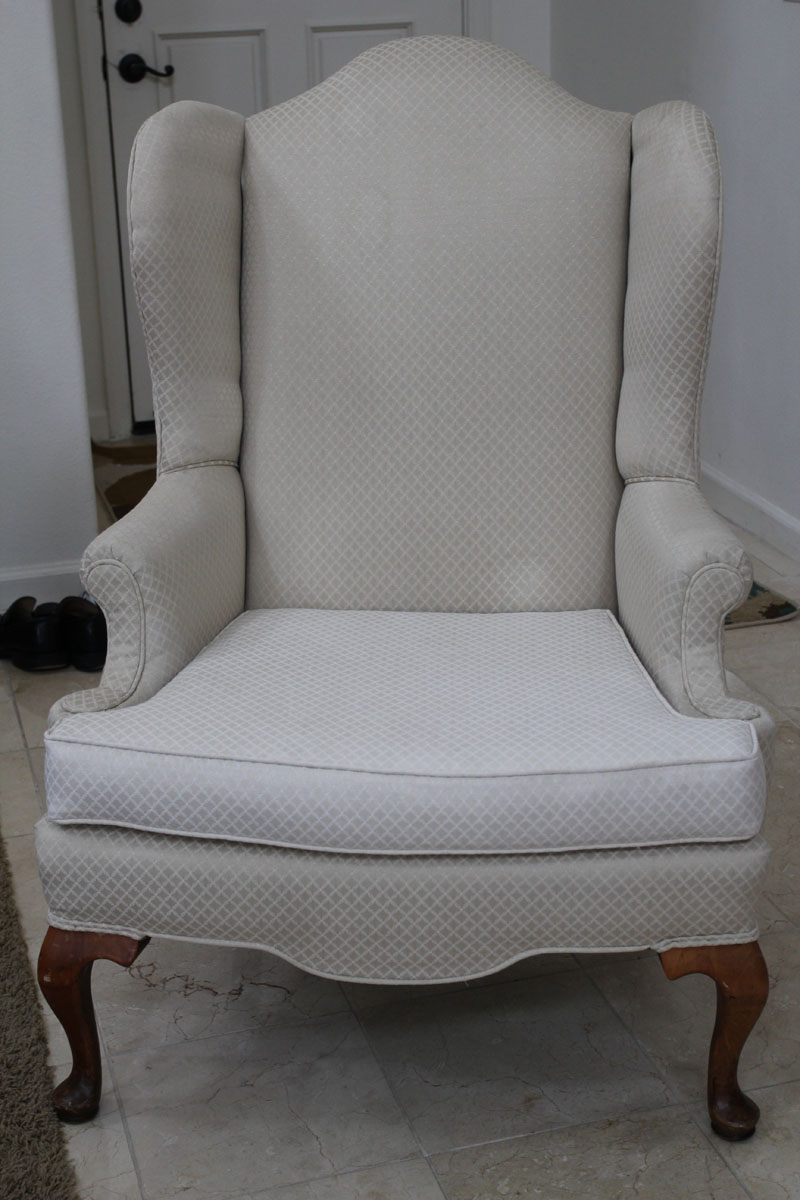 The Sassy Pepper The Upholstered Chair Project