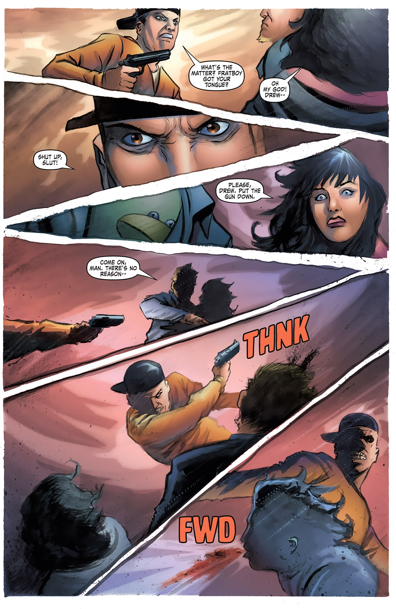 Grimm Fairy Tales (2005) Issue #14 #17 - English 20