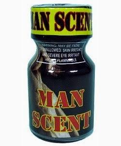MAN SCENT 9 ml (900 Baht)